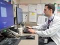 Preparing to see patients