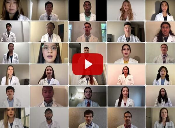 In our own words: What our white coats mean to us